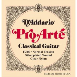 D'Addario EJ45 Normal