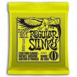 Ernie Ball 2221 Regular Slinky Entorchada 10-46
