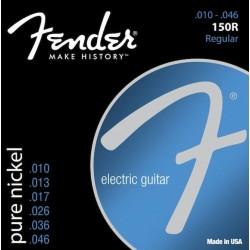 Fender 150R Pure Nickel Ball End 10-46