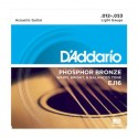 D´addario EJ16 Light