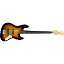 Squier VM Jazz Bass FL 3TS Fretless