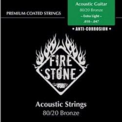 Fire&Stone Acústica Bronce Anti-corrosión 010-047