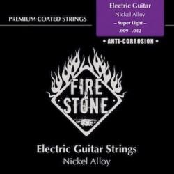 Fire&Stone Eléctrica Nickel Super Light 009-042