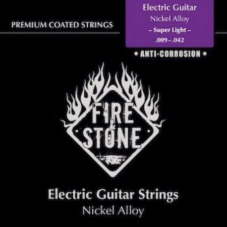 Fire&Stone Eléctrica Nickel Super Light 9-42