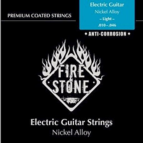 Fire&Stone Eléctrica Nickel Light 10-46