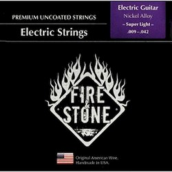 Fire&Stone Eléctrica Nickel Alloy Super Light 009-042