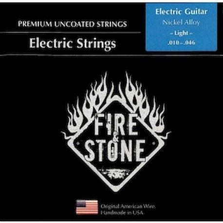 Fire&Stone Eléctrica Nickel Alloy Light 10-46