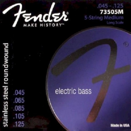 Fender Strings 73505M 045-125