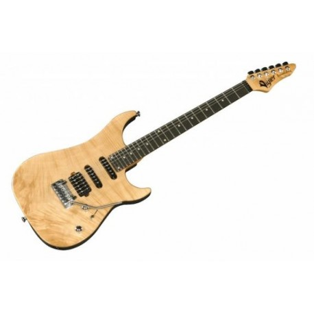 Vigier Excalibur Ultra Blues Natural Diapasón Palosanto