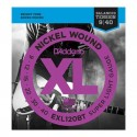 D'addario EXL120BT 009-040