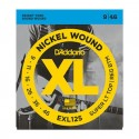 D'addario EXL125 009-046