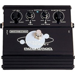 Rocktron Superdistortion Metal Planet Pedal