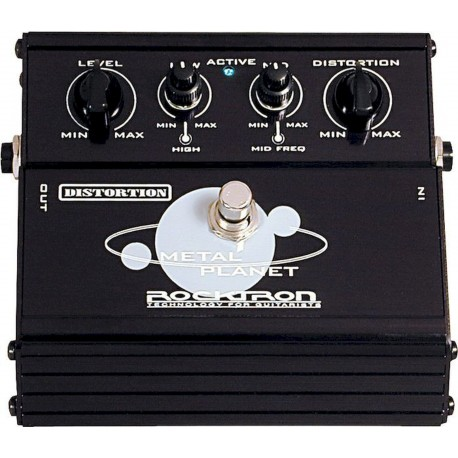Rocktron Pedal Superdistortion