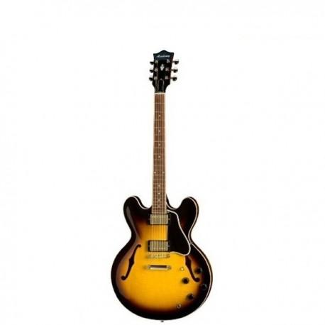 """Guitarra """"ACADEMY"""" UH600 Sombreada"""