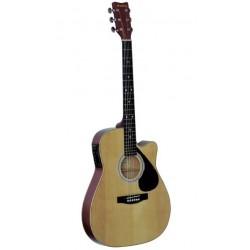 Guitarra Academy D-7EBK-T/B