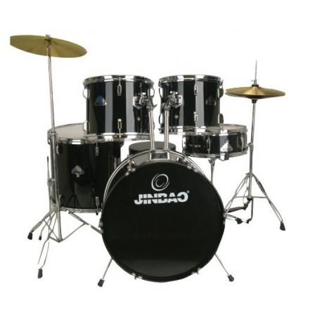 Jinbao Batería PO605 Jazz negra
