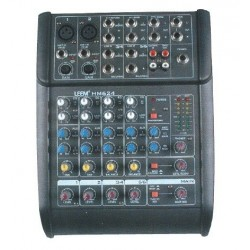 Leem Mesa 6 canales HM-624