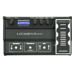 Rocktron B100 Pedalera Multiefectos Bajo Utopia