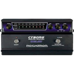 Rocktron Pedal Cyborg Delay Digital