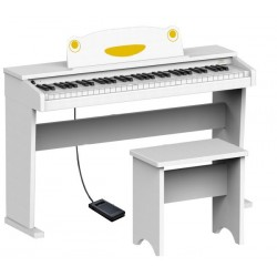 Ringway Piano Digital ARTESIA FUN-1 BLANCO