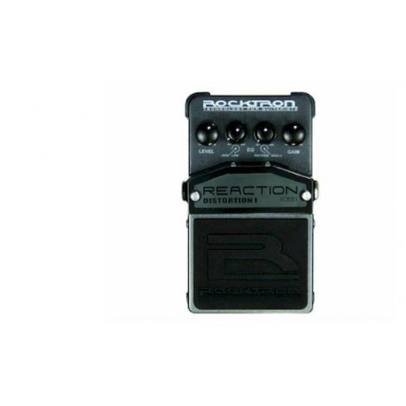 PEDAL ROCKTRON REACTION DISTORSION I