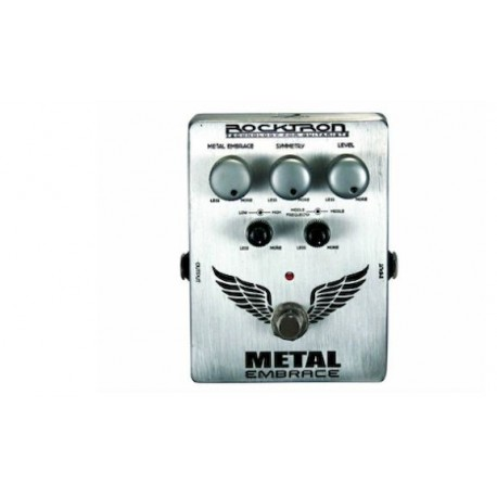 PEDAL ROCKTRON METAL EMBRACE DISTORSION Boutique