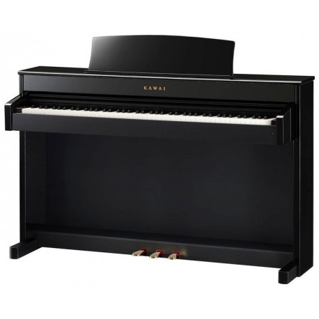 Piano Kawai CS-4 Negro Pulido