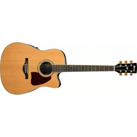 Ibanez Guitarrra Electroacústica AW370ECE NT