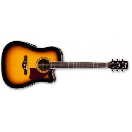 Ibanez Guitarrra Electroacústica AW300ECE VS