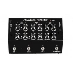 Randall Pedalera Guitarra Amplificada RG Series 1W