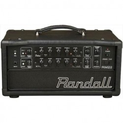 Randall MTS 18W Amplificador Guitarra Cabezal
