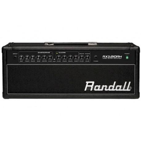 AMPLIFICADOR GUITARRA CABEZAL RANDALL RX 120W
