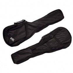 FUNDA GUITARRA ELECTRICA L.P. BLACK BELT SERIES Negra
