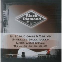 Black Diamond N450L Juego Cuerda Bajo