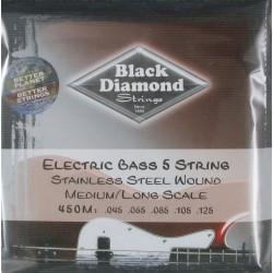 Juego Cuerda Bajo Black Diamond N450M
