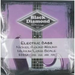 Juego Cuerda Bajo Black Diamond N500M