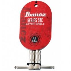 Ibanez STC08LL cable 0.25m interpedales acodado