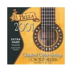 La Bella 2001 Extra Hard Tension Classical