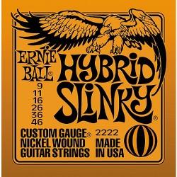 Ernie Ball eb-2222 Hybrid Slinky