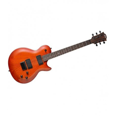 GUITARRA ELECTRICA LAG IMPERATOR 100 TRANSLUCIDO HONEY