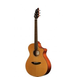 Breedlove Passport C250Cme Concierto Natural Satin Guitarra Electr-Acústica