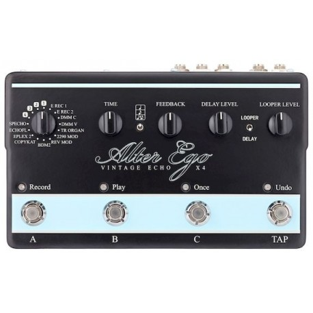 TC Electronic Alter Ego X4 Vintage Echo
