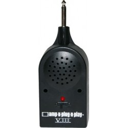 AMP-UP-PLUG-N-PLAY Mini Portátil de Guitarra