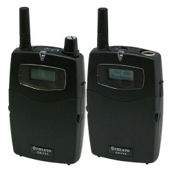 CT-711 is a 100-channel UHF wireless bodypack transmitter