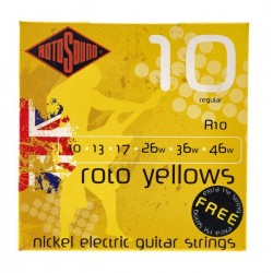 Rotosound Roto Yellows R10 10/46 set