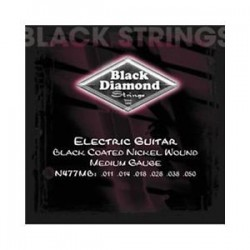 Black Diamond N477MB Jgo Set 011/050 Black Coated Nickel