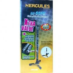 Hercules DS640T4 soporte flauta y clarinete