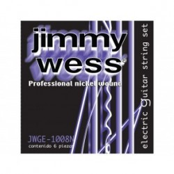 Jimmy Wess 1008N 008/038 Jgo Set Nickel