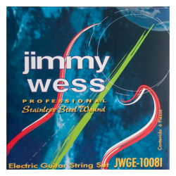 Jimmy Wess 08/38 1008I Jgo Set Stainless