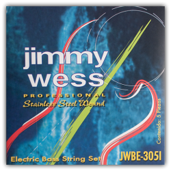 Jimmy Wess 305I Jgo Set 5 Bass Strings Stainless